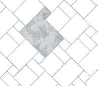 Many floor tile patterns and coverage calcul;ations