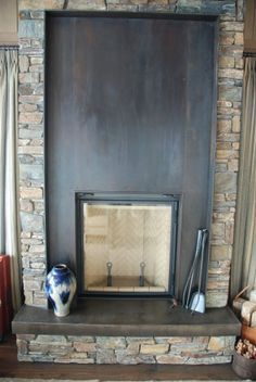 118 Best Fireplaces Images On Pinterest Fire Places Fireplace
