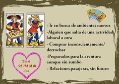 Ana Tarot: COMBINACIONES MAGO/ LOCO