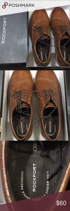 059a2770647 Rockport truetech lightwight Oxford shoe Like new! Used ones! No signs of  wear and