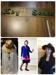 セレクトショップ「Key-Sense」と15年の研究の末、たったひとつのカラーセラピーを確立された、さすらいのカラーセラピストTAKEMIさんによるコラボイベント 場所 イオンモール福岡パワコンストリート内「Key-Sense」