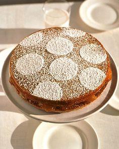 Pecan-Apricot Torte Recipe