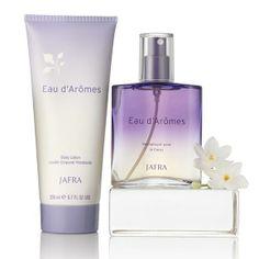 JAFRA Cosmetics Eau d'Aromes Duo - Eau de Toillette & Limited Time Body Lotion