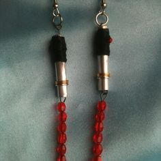 Star Wars Lightsaber Earrings