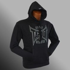 10ffa2149e0 Mikina Tapout Simply Believe black