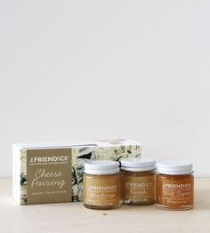 J.Friend and Co | Cheese Collection Artisan Honey