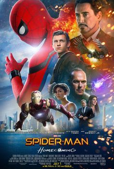 Spider-Man: Homecoming (2017) Full Movie Streaming HD