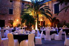 Finca Wedding Reception Mallorca - Hochzeitsfeier in einer Finca auf Mallorca