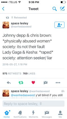 Men must be held accountable for their violent behaviour, even famous men. Why are women blamed for men's violence?