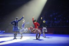 SPECTACULAR HIGHLAND DANCING AT THE NEW YORK TATTOO