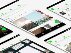 Beme App design