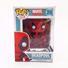 $9.99 (Buy here: http://appdeal.ru/75ft ) 10cm 1PCS Marvel Funko Pop Deadpool Super Hero PVC Action Figure Collection Bobblehead Doll Western Animation Kids Gifts  for just $9.99