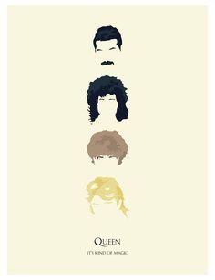 Bands - Queen