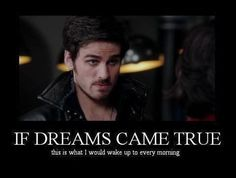 Colin O'Donoghue - Yes, please!