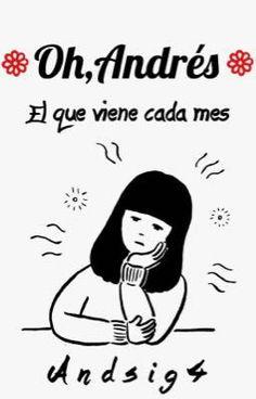 """Deberías leer """" Oh, Andrés """" en #Wattpad #detodo"""