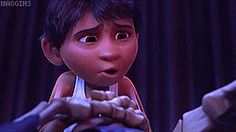 I promised you'd see Coco!<<< Hector looks so worried that he's becoming more of a skeleton😫 Disney Fan Art, Disney Love, Disney Magic, Disney Pixar Movies, Disney And Dreamworks, Confusing Movies, Walt Disney Animation Studios, Disney Addict, Disney Pictures