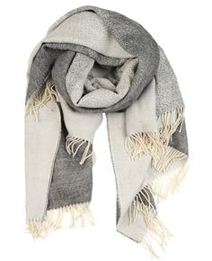 12 Scarves We Want to Wrap Ourselves In All Season Long - A Peace Treaty from #InStyle