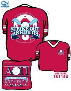 Super cute philanthropy shirt!