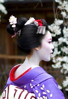 Maiko San. #japan