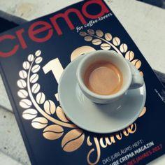 Happy saturday with crema and crema. Coffee by @simply_coffeedu (Orange Label). #enjoy #coffee #cafe #instacoffee #cafelife #caffeine #hot #mug #drink #coffeeaddict #coffeegram #coffeeoftheday #cotd #coffeelover #coffeelovers #coffeeholic #coffiecup #coffeelove #coffeeholic #coffeelife #rancilio #espresso #shot #kaffee #ig #homebarista #doppio #barista #cremamagazin