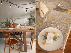 A lovely picture from a shoot we did with @rooirosetydskrif magazine. Skinny laMinx table runner in the Gridly design.