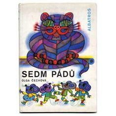 チェコの絵本作家(人物別) Olga Cechova / オルガ・チェホヴァー 「Sedm padu」1976年