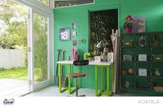 Verde externo
