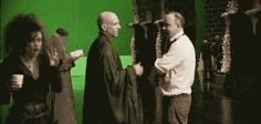 Behind the Scenes: List of the 100 Best BTS Photos from Iconic Movies (Page 5)
