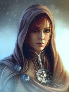 Dragon Age,фэндомы,Лелиана,DA персонажи,DAI