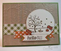Hello Fall! Happy Scenes