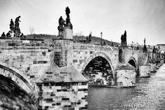 Charles Bridge Prague on GlobalGrasshopper.com #prague #praha