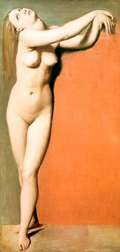 Jean Auguste Dominique Ingres - Angelique