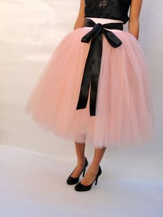 Tulle & bows...cute