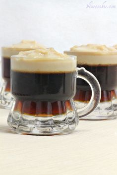 Irish Car Bomb Jello Shot