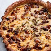 Caramelised Garlic Tart Recipe
