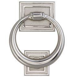 Large Door Knockers | Classic Ring Door Knocker