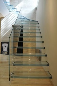 I'd hate to be walking on these stairs and one of the steps break