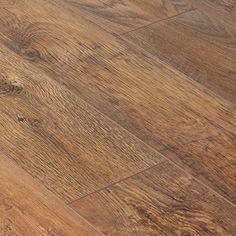 Krono Original Vario 8mm Antique Oak 4v Groove Laminate Flooring