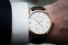 What Makes Luxury Time-Only Watches So Expensive?