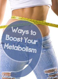 9 Ways to Boost Your Metabolism