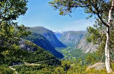 Eikesdalen, Møre og Romsdal, Western Norway