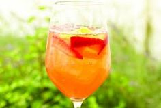 SPANISH DRINKS RECIPES: Spanish Drinks Recipe: Orange sangria