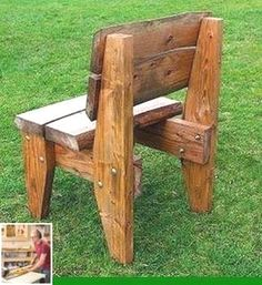 Very easy wood projects and simple wood joinery projects. Tip 8565 Woodworking Furniture, Pallet Furniture, Diy Woodworking, Furniture Projects, Rustic Furniture, Woodworking Skills, Outdoor Furniture, Furniture Stores, Furniture Buyers