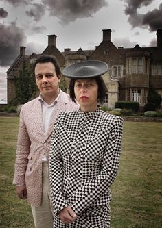 Fashion Editor & Icon: The blooming Isabella Blow!