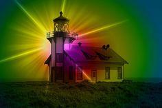 Quartz Lighthouse