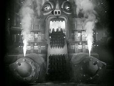 Метрополис 1927г.