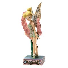 Amazon.com: Disney Traditions designed by Jim Shore for Enesco August Tinker Bell Figurine 6.25 IN: Home  Kitchen
