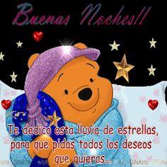 Te dedico esta lluvia de estrellas, para que pidas todos los deseos  que quieras... BUENAS NOCHES!!