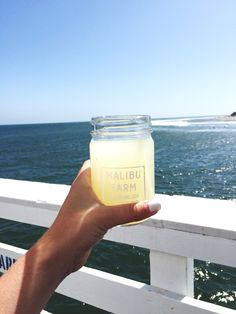 Malibu Farm! Malibu, CA Lemonade Follow me on Instagram: cierradrew