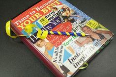 make a motivational workout journal